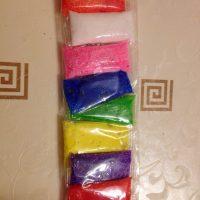 Набор шарикового пластилина – игрушка Playdough - фото из отзывов покупателей