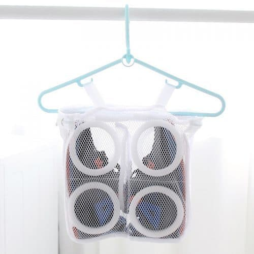 Мешок-сетка для стирки обуви, кроссовок в стиральной машине