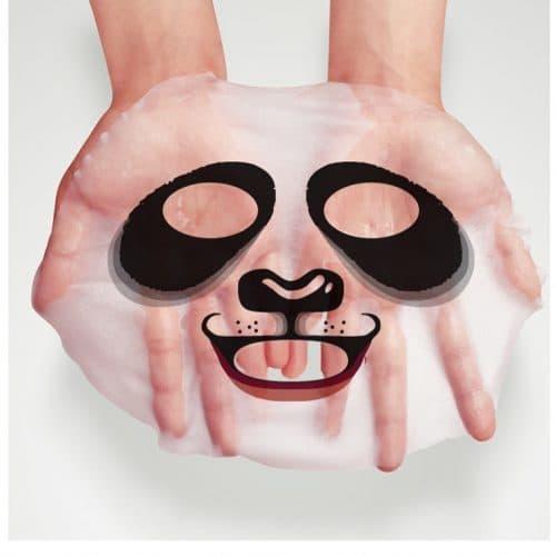 Увлажняющая маска для лица в виде животных