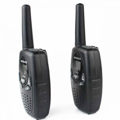 2 рации Retevis RT 628 в комплекте 446 МГц 8-канальные