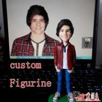 3D фигурка статуэтка двойник по фотографии на заказ