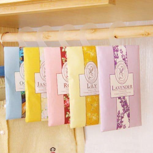 Ароматическое саше для дома, шкафа – мешочки с ароматными травами