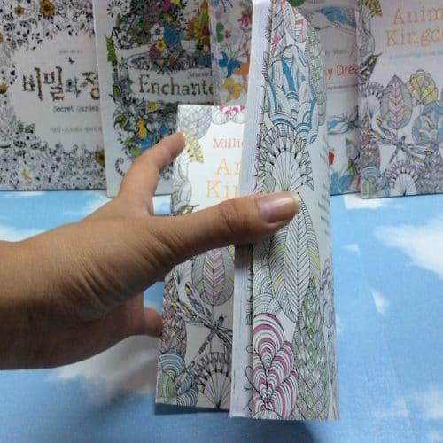 """Арт раскраска антистресс для творчества и вдохновения """"В царстве животных"""" для детей и взрослых"""