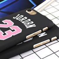 Чехол Майкл Джордан (Jordan 23), Баскетбол для iPhone 5, 6, 6s, 6 plus, 7, 7 plus