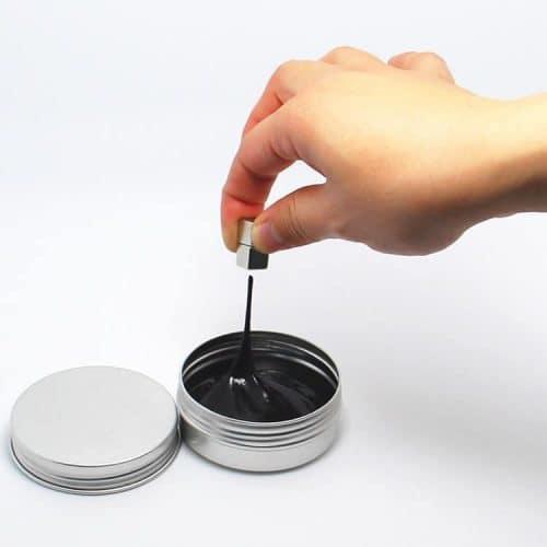 Детский умный магнитный пластилин с магнитом