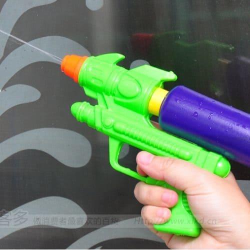Детский водяной (водный) пистолет игрушка