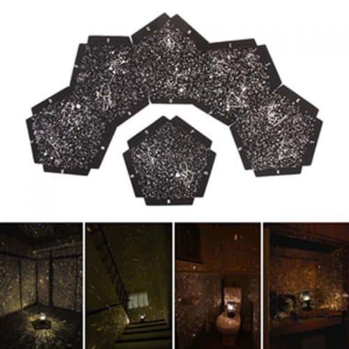 Домашний планетарий – детский ночник проектор звездного неба