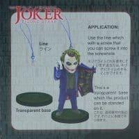 Фигурка-брелок Джокера Хит Лэджера из Темного рыцаря (Бэтмена) в наборе 5 шт.