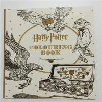 Гарри Поттер волшебная раскраска-антистресс для детей и взрослых