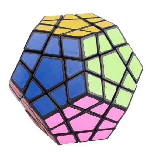 Головоломка Кубик Рубика Мегаминкс (Megaminx)