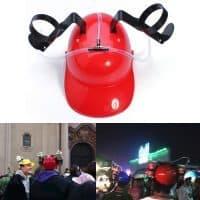 Каска для напитков на вечеринку (пивной шлем)