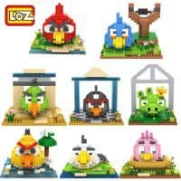 Конструктор Angry Birds LOZ для детей