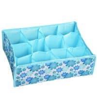 Коробка-органайзер из ткани для хранения вещей