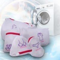 Мешки-сетка для стирки белья в стиральной машине