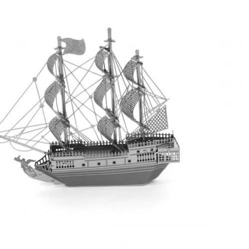 Металлический объемный 3D пазл-конструктор головоломка для детей и взрослых