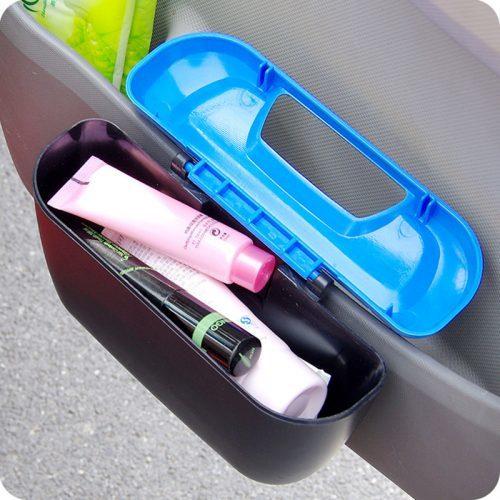 Мусорный контейнер-ведро в автомобиль