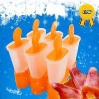 Набор формочек для домашнего мороженого