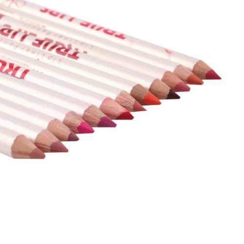 Набор стойких карандашей для губ