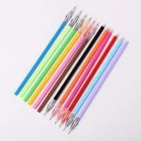 Набор цветных стержней для гелевой ручки 0.38 мм