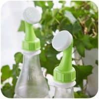 Насадка лейка на бутылку для полива комнатных цветов