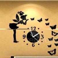 Подборка оригинальных настенных часов на Алиэкспресс - место 19 - фото 4