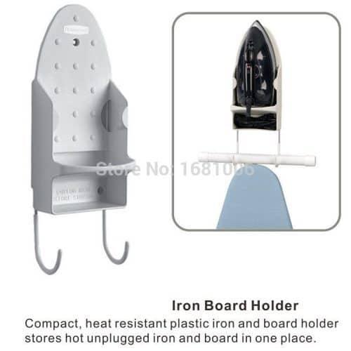 Настенный держатель для утюга и гладильной доски