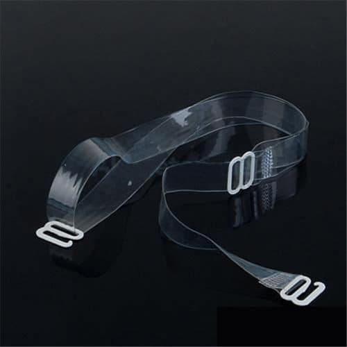 Невидимые прозрачные силиконовые бретельки для бюстгальтера