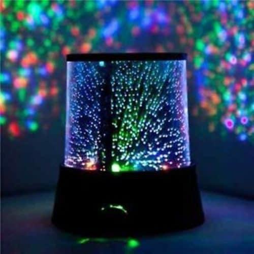 Ночник LED детский проектор звездного неба Star Master