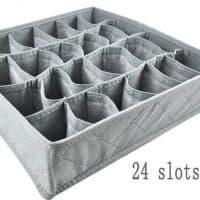 Органайзеры для хранения нижнего белья, бюстгальтеров, носков в наборе