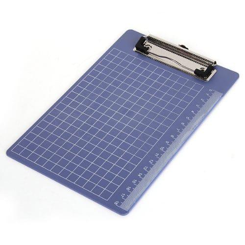 Планшет (клипборд) с зажимом для бумаги А5