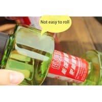 Пластиковая герметичная бутылка в виде гантели для воды для фитнеса 550 мл