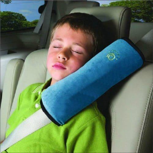 Подушка накладка на ремень безопасности для детей в машину