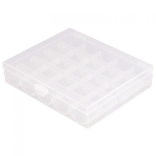 Пустые пластиковые катушки-бобины для намотки ниток в наборе