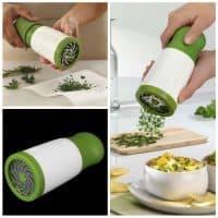 Ручной измельчитель-мельница зелени для кухни
