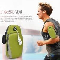Спортивная чехол-сумка для бега для мобильного телефона на руку