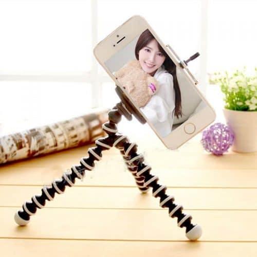 Универсальный гибкий мини-штатив осьминог Gorillapod держатель для фотоаппарата, телефона, камеры