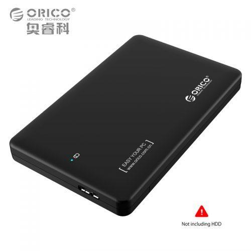 Внешний жесткий диск-накопитель 2 Тб USB 3.0 2.5″ HDD