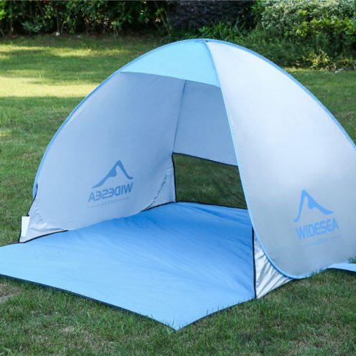 Тент-палатка для пляжа от солнца водонепроницаемая