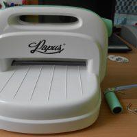 Машинка для вырубки и тиснения для скрапбукинга