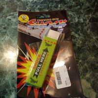 Жевательная резинка, жвачка шокер, электрошокер - фото из отзывов покупателей