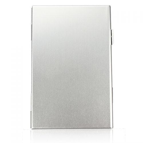 Алюминиевый футляр чехол для хранения SD карт памяти