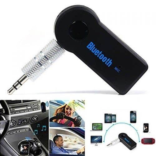 Автомобильный аудио AUX USB Bluetooth адаптер 3.5 мм приемник для магнитолы в машину