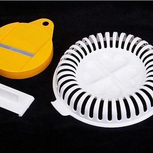 Чипсница, приспособление/прибор/форма для приготовления чипсов в микроволновке