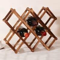 Держатели и подставки для бутылок вина на Алиэкспресс - место 7 - фото 3