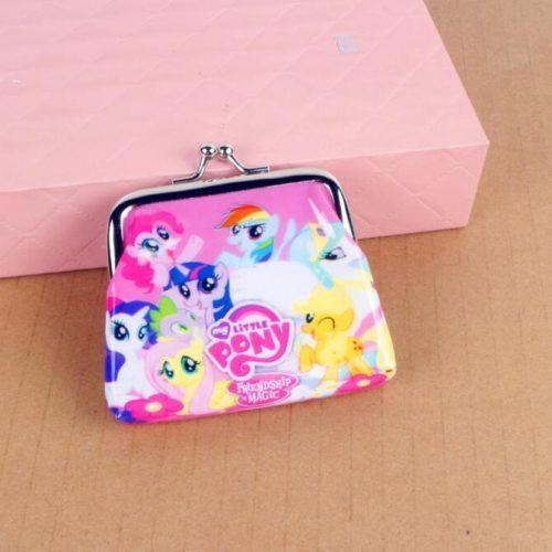 Детский кошелек для девочки с My Little Pony (май литл пони)