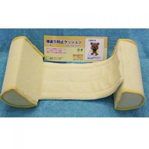 Детский позиционер для сна новорожденного – подушка ограничитель