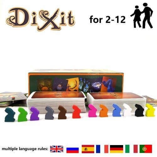 Dixit (Диксит) настольная игра для детей и всей семьи