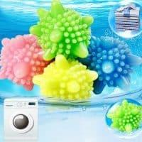 Dryer Balls мячи шарики для стирки белья в стиральной машине
