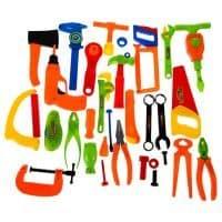 Игровой набор пластмассовых инструментов для мальчиков
