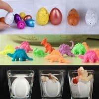 Игрушка Яйцо Динозавра (Dinosaur Egg), растущее в воде